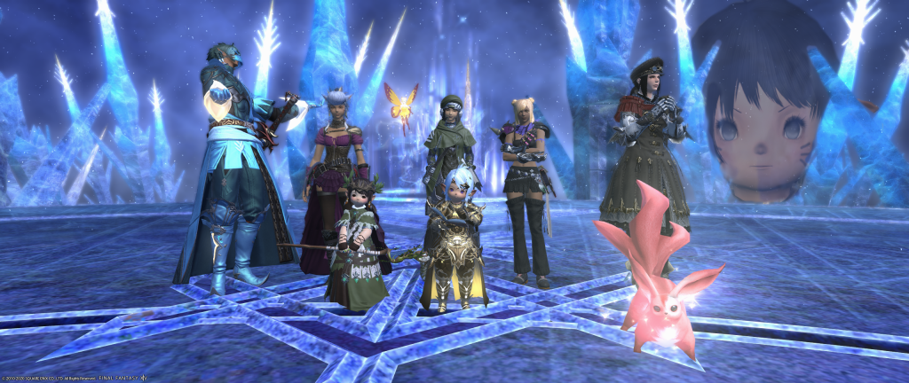 E8S Clear Photo (minus Neko - but fixed with Priere's photo editing skills)