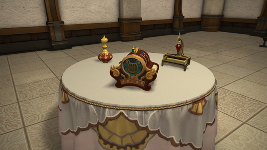So cute, little table orchestrion, you will be mine #FFXIV #Stormblood