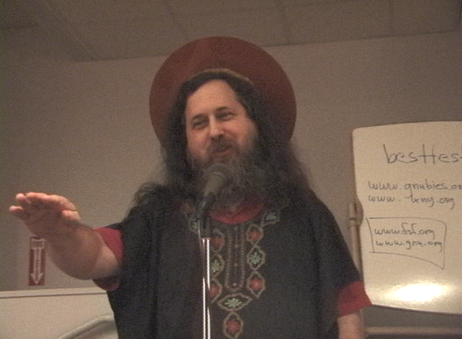 Stallman was right